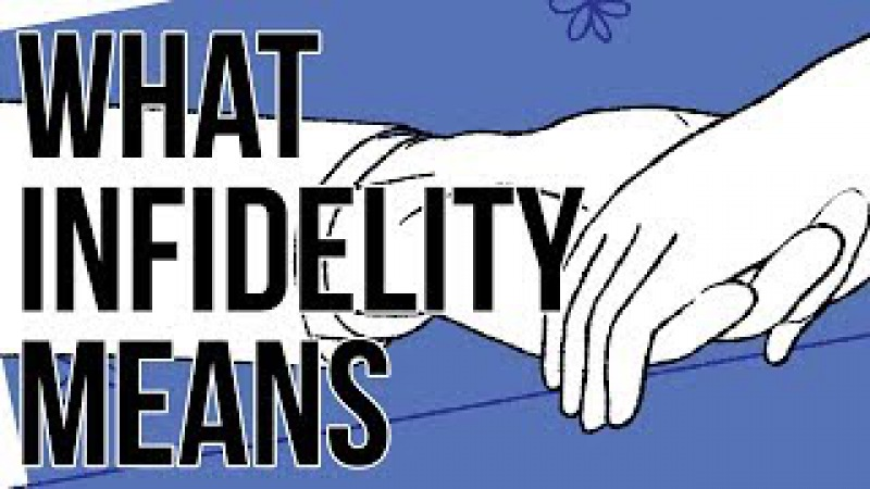 What Infidelity Means
