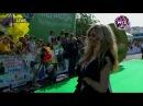Вера Брежнева на красной дорожке Премии Муз-ТВ 2011