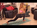 BEGINNER LEGS AND BUTT WORKOUT by Vicky Justiz