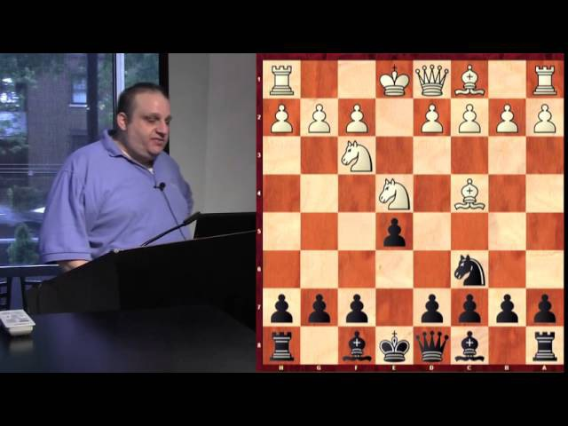 All About Forks - GM Ben Finegold - 2015.05.24