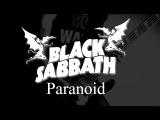 Black Sabbath - Paranoid bass cover everyday play #49