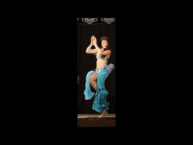 Цикл уроков по восточному танцу для начинающих. УРОК 5
