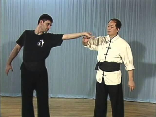 Рычаг пацев (с Ч1 по Ч13) Tai-Chi Chuan (Martial Art) armlock уроки тай чи Болевые приемы