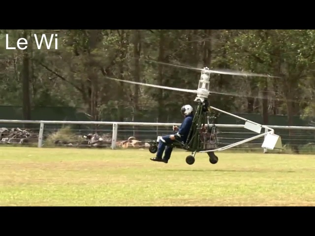 Coax Helicopter Fun Flying at Pegasus Farm ! The ultimate small Ultralight Helicopter Magic Fly !