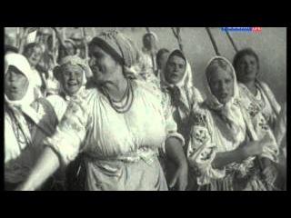 Женский хор и оркестр ГАБТ СССР - Марш женских бригад (OST