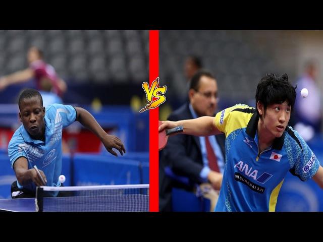 Yuto MURAMATSU vs Abdel Kader SALIFOU (Qatar Open 2017)