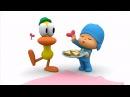 Покойо на русском языке - Необычный пикник - Сезон 2 - Серия 34 - Смешные мультики