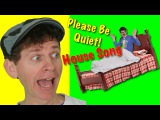 Learn Rooms of the House Song with Matt Action Songs for Children Learn English Kids