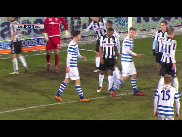 Samenvatting van de wedstrijd De Graafschap - FC Den Bosch