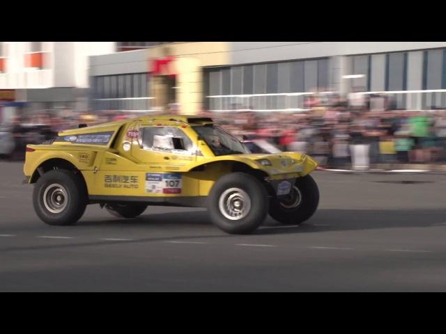 Silk Way Rally 2017 - Stage 2 Cheboksary - Ufa_1