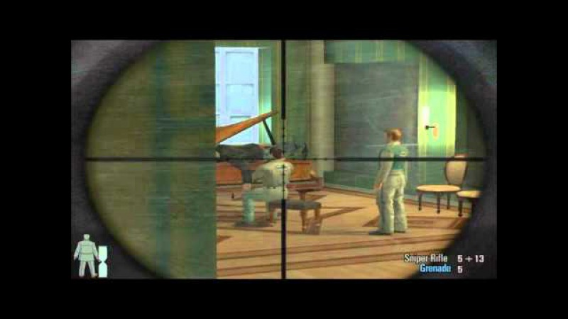 Max Payne 2 - The piano playing cleaner