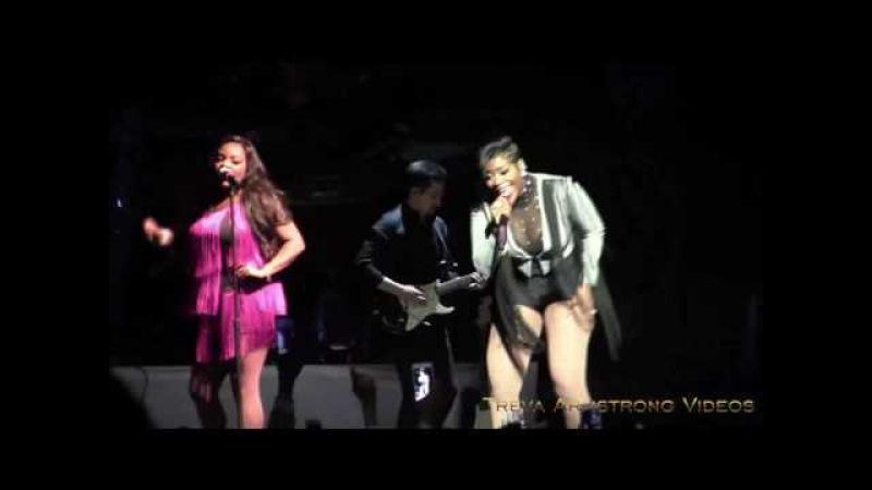 Fantasia Live Bmore at Pier Six 2016