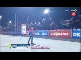 Анаис Шевалье выиграла гонку преследования и одержала первую победу, Вирер - 2-я, Татьяна Акимова - 3-я - Нове Место 2016