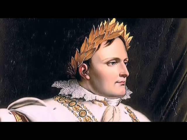 Война и мир Александра Первого 1 серия Наполеон против России Нашествие 2014