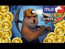 Dogeminer: Dogecoin Mining Simulator (MLG Gameplay)