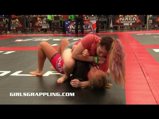 Girls Grappling @ NAGA • girlsgrappling.com • BJJ MMA Wrestling Female Fighters