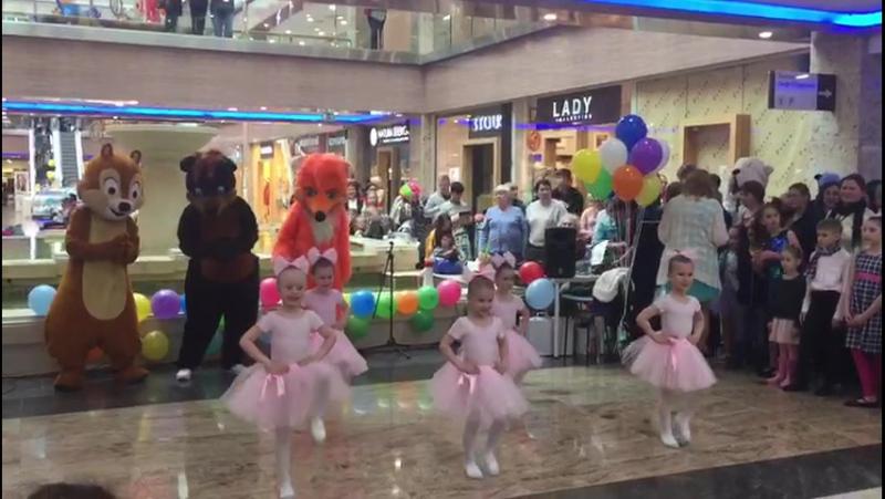Танец Кукольная фантазия (Марьина роща)