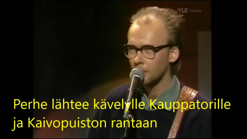 Dumari, Tuomari Nurmio.