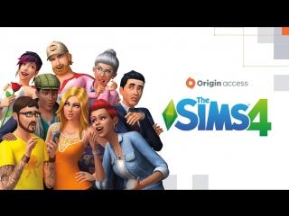 Игра The Sims 4 доступна в The Vault от Origin Access
