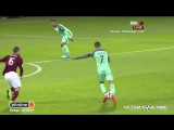 Латвия - Португалия 0:3. Обзор матча. Квалификация ЧМ-2018.