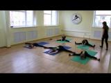 Видео-урок (II-семестр май 2017г.) - филиал Центральный, группа 6-9 лет, Современный танец
