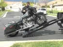 Rampage power Lift Motorcycle loader for pickup trucks - YouTube.mp4