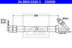 Проводка сцепления для BMW Z1