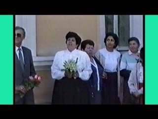 Открытие мемориальной доски,посвященной 70-летию пребывания семьи Рерихов в Омске