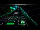 (audiosurf)Fall out Boy- The Phoenix (не смотреть эпилепсикам)
