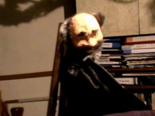 Фильм о создании кукол для кукольного театра