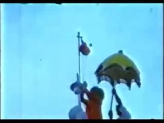 Видео Sathya Sai Baba. Puttaparthi 1965 - Rare old video.