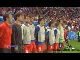 Россия - Испания. Полуфинал чемпионата Европы-2008