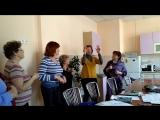 Белорусские бабушки поют рэп)