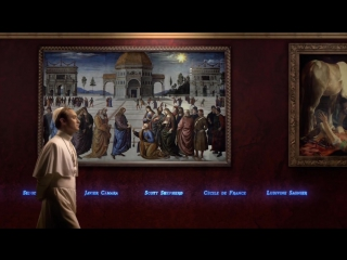 Молодой папа / the young pope (opening titles)