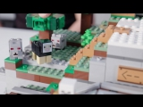 The Mountain Cave - LEGO Minecraft - 21137 - LEGO Designer Videos