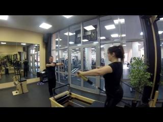 Звездный Фитнес - Тренировка в Pilates Studio