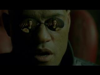 Лучшие фразы и моменты из фильма Матрица (Matrix 1999)