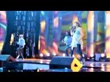 Танцы  Евровидение 2009  Открытие  Карола (Carola)  Александр Борисов