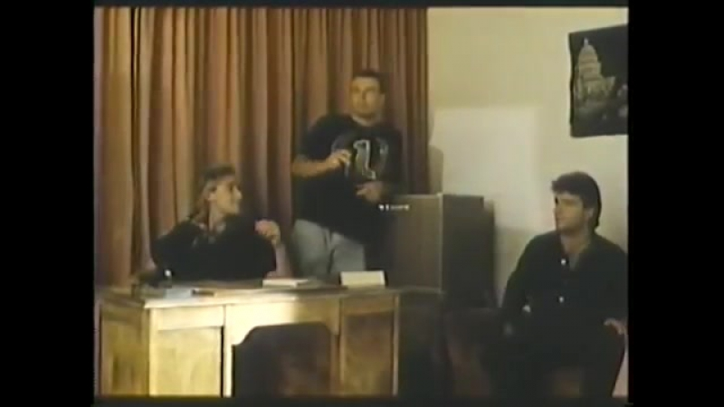 Fireballs (1989) - Goran Kalezic Mike Strapko Eric Crabb Albert Eggen Danny Wengle Charlie Wiener