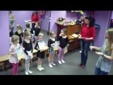 Поздравлялочка в нашем центре девочек-куколок Барби с Лауреатом 3 степени!!!
