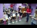 Поздравлялочка в нашем центре девочек-куколок Барби с Лауреатом 3 степени
