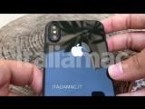 Scoop! Italiamac vi mostra iPhone 8 - Retro di iPhone 8 - Sneak preview