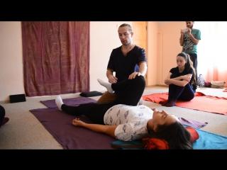 Тайский-йога массаж