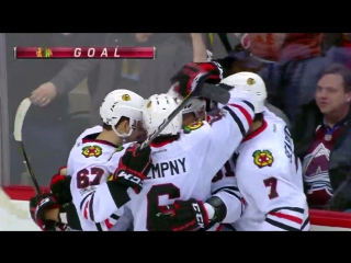 Highlights: CHI vs COL Jan. 17, 2017
