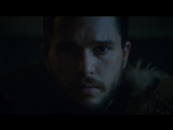 (GoT) Jon Snow - The Targaryen Wolf   Джон Сноу   Волк Таргариен
