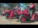 Новинка мини-трактор Беларус-112Н-01