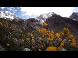 Ущелье Адыр-Су, гора Уллу-Тау снято на GoPro Hero4