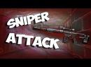 Warface: Sniper Attack