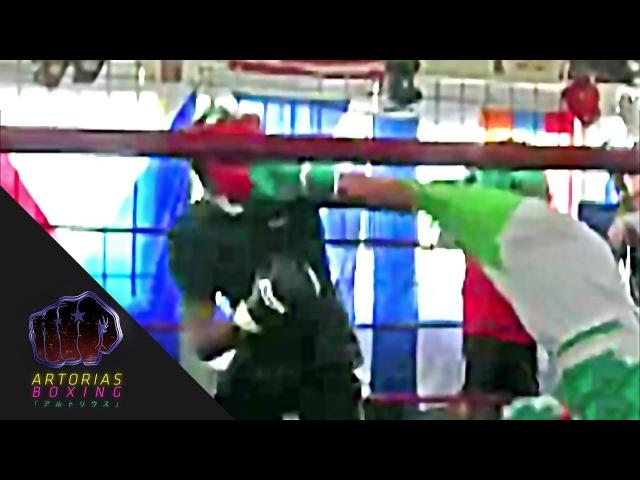 Manny Pacquiao vs Amir Khan Sparring (Enhanced Footage)