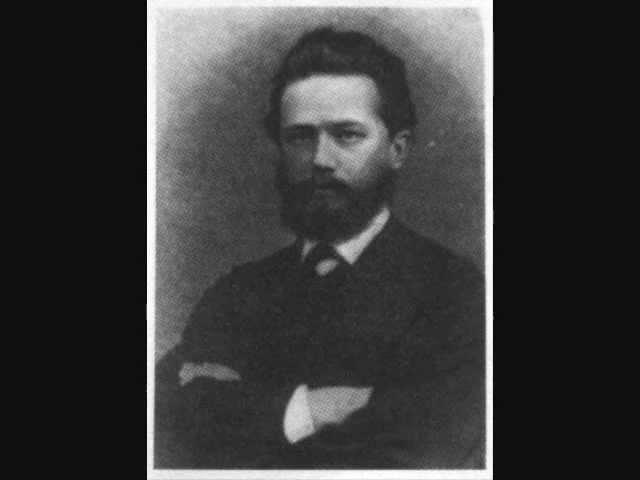 Fatum Op 77 Pyotr Ilyich Tchaikovsky